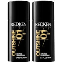 Redken Styling - Outshine Duo (2 x 100ml)