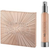 factory authentic baae6 f651e Urban Decay Naked Ultimate Basics Palette and Primer Bundle