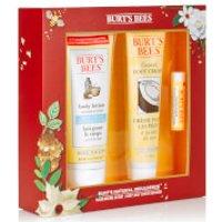 Burts Bees Natural Indulgence Gift Set