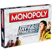 Jay and Silent Bob Strike Back Monopoly - Monopoly Gifts