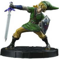 Legend Of Zelda: Skyward Sword - Link 10  Statue