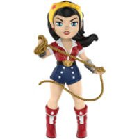 DC Bombshells Wonder Woman Rock Candy Vinyl Figure - Wonder Woman Gifts