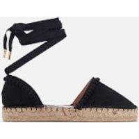Miss KG Women's Dizzy Espadrille Sandals - Black - UK 6 - Black