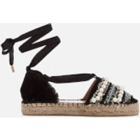 Miss KG Women's Diana Espadrille Sandals - Black - UK 6 - Black
