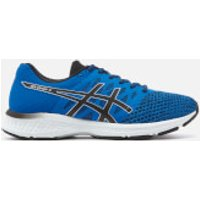 Asics Mens Gel-Exalt 4 Trainers - Direcroire Blue/Black - UK 9 - Blue