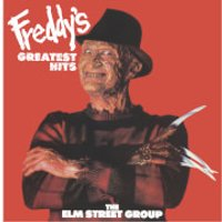 The Elm Street Group (Featuring Robert Englund) - Freddy's Greatest Hits A Nightmare On Elm Street.