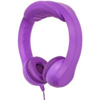 iTek Childrens Highly Flexible Headphones - Purple