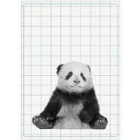 Cotton Tea Towel - Panda - Panda Gifts
