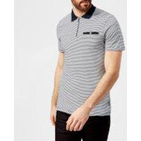 Ted Baker Mens Whippet Polo Shirt - Navy - 6/XXL - Navy