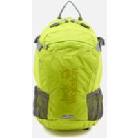Jack Wolfskin Mens Velocity 12 Backpack - Lime