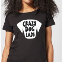 Crazy Dog Lady Women's T-Shirt - Black - XXL - Black - Crazy Gifts