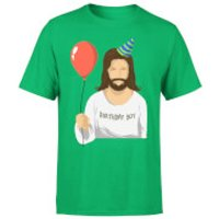 Birthday Boy T-Shirt - Kelly Green - M - Kelly Green