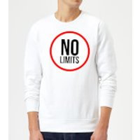 No Limits Sweatshirt - White - 3XL - White