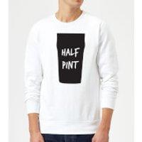 Half Pint Sweatshirt - White - XXL - White