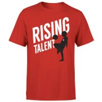 Rising Talent T-Shirt - Red - S - Red