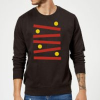 Levels Gaming Sweatshirt - Black - L - Black