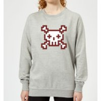 You are Dead Gaming Women's Sweatshirt - Grey - XXL - Grey