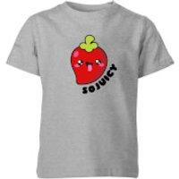 So Juicy Kids T-Shirt - Grey - 5-6 Years - Grey