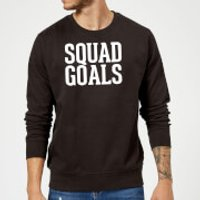 Squad Goals Sweatshirt - Black - XL - Black