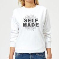 Self Made Women's Sweatshirt - White - M - White