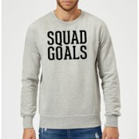Squad Goals Sweatshirt - Grey - L - Grey
