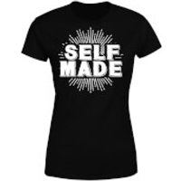 Self Made Womens T-Shirt - Black - XXL - Black