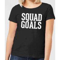 Squad Goals Women's T-Shirt - Black - XXL - Black
