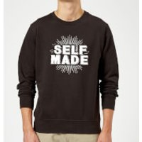 Self Made Sweatshirt - Black - 3XL - Black