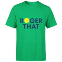 Roger That T-Shirt - Kelly Green - L - Kelly Green