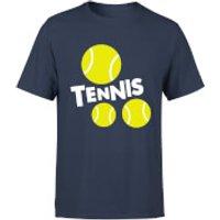 Tennis Balls T-Shirt - Navy - M - Navy