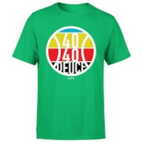 40 40 Deuce T-Shirt - Kelly Green - L - Kelly Green