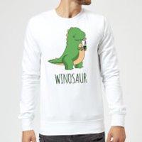 Winosaur Sweatshirt - White - L - White