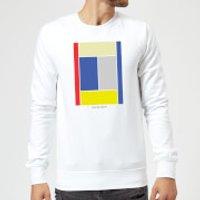 Center Court Sweatshirt - White - M - White