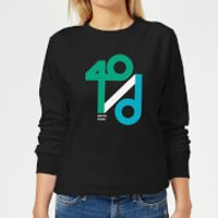 40 / d Match Point Women's Sweatshirt - Black - XXL - Black