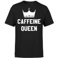 Caffeine Queen T-Shirt - Black - L - Black