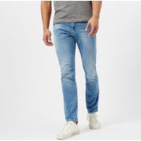 Diesel Mens Thommer Skinny Jeans - Light Blue - W34/L30 - Blue
