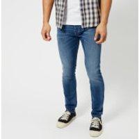 Diesel Mens Tepphar Carrot Fit Jeans - Blue - W30/L30 - Blue