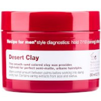 Recipe for Men Desert Clay Wax 80ml