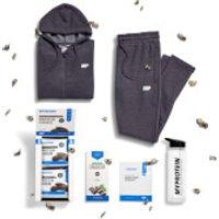 Male Loungewear Bundle - S - L - Charcoal