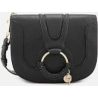 shop for See By Chloé Women's Hana Leather Cross Body Bag - Black at Shopo