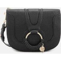 See By Chloe Women's Hana Leather Cross Body Bag - Black