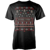 Image of Mumbo Jumbo Festive Black T-Shirt - L - Black