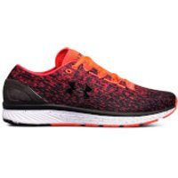 Under Armour Men's Charged Bandit 3 Ombre Running Shoes - Red - Us 11.5/uk 10.5 - Red