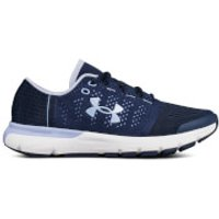 Under Armour Womens Speedform Gemini Vent Running Shoes - Navy - US 9/UK 6.5 - Navy