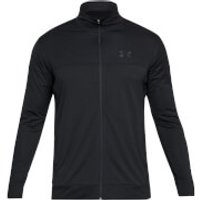 Under Armour Sportstyle Pique Track Jacket - XXL - Black