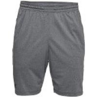 Under Armour Mens MK1 Shorts - Grey - S - Grey