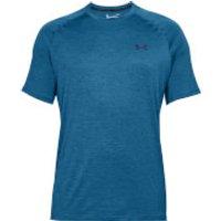 Under Armour Mens Tech T-Shirt - Blue - XL - Blue