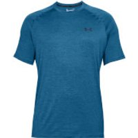 Under Armour Mens Tech T-Shirt - Blue - S - Blue