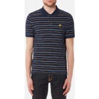 Lyle & Scott Men's Pick Stitch Polo Shirt - Navy - XXL - Navy