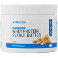 Whey Protein Peanut Butter - 500g - Pot - Original